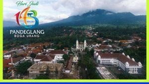 Selamat Hari Jadi Kabupaten Pandeglang Ke-143