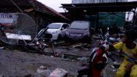 Update Dampak Tsunami Selat Sunda: 43 Meninggal Dunia, 584 Orang Luka-Luka dan Banyak Orang Hilang
