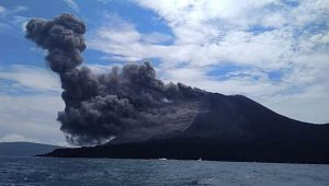 Korban Tsunami Terus Bertambah, 20 Meninggal Dunia, 165 Luka-Luka dan 2 Hilang