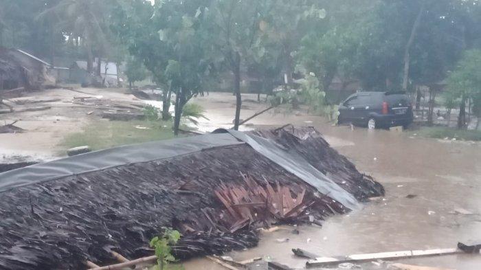 Tsunami Susulan Selat Sunda
