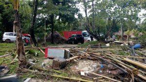 Update BNPB: Tsunami Banten, Ratusan Rumah Warga dan 9 Hotel Rusak Berat