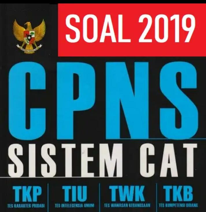Download Soal Latihan Cpns 2019 Resmi Dari Bkn Berikut Linkn