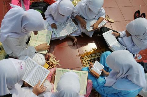 Menjadi Seorang Penghafal Qur'an