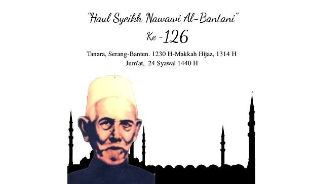 Peringatan Haul Syekh Nawawi Tanara Al-Bantani
