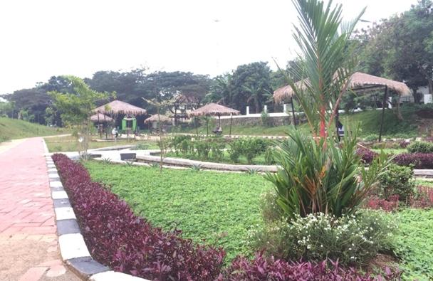 Wisata Taman Hutan KP3B, Di Kawasan Pemprov Banten
