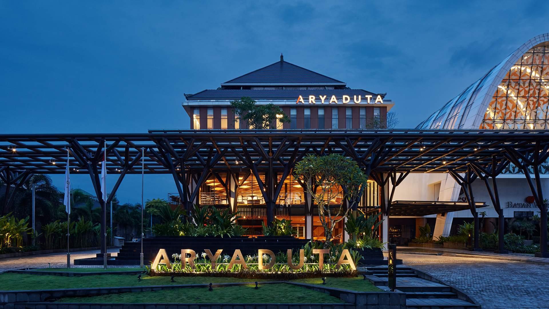 Review Hotel Aryaduta : Hotel Bintang Lima di Kuta Bali