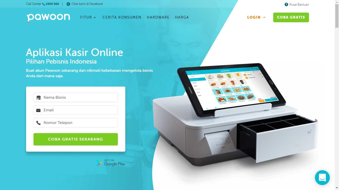 Aplikasi Kasir Online Terbaik untuk Bisnis Anda
