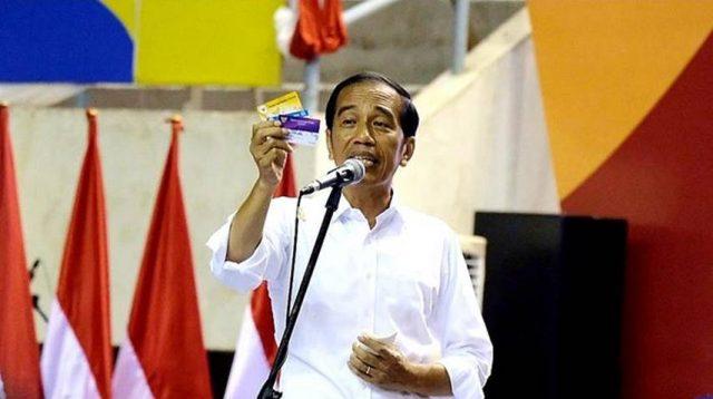 Kartu Pra Kerja dan Kartu Indonesia Pintar dari Presiden Jokowi