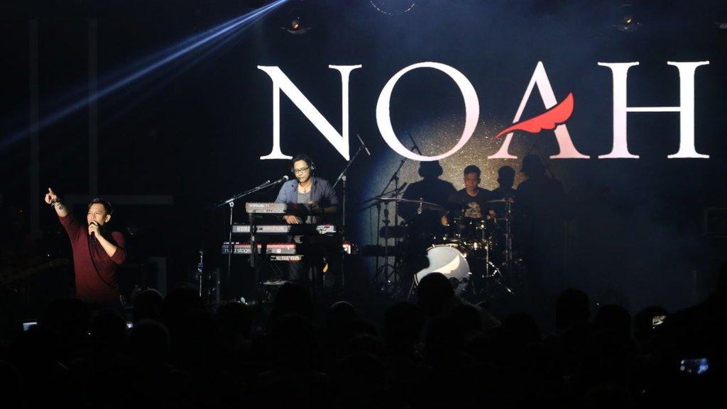 Kelebihan Nonton Video Konser Noah