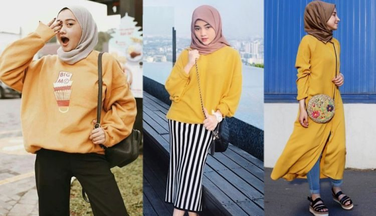 5 Cara Tampil Keren Dengan Outfit Warna Kuning yang Bikin Gaya Kamu Labih Update