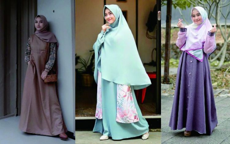 Mudah Ditiru, 5 Gaya Selebgram Untuk OOTD Ramadhan