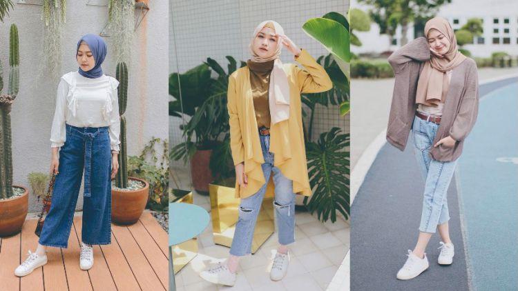 Tips Padu-padan Jeans Ala Selebgram Sari Indah Pratiwi, Terkesan Lebih Simpel dan Gaya Tetap Casual