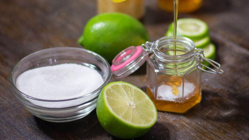 4 Manfaat Madu dan Jeruk Nipis Untuk Kesehatan