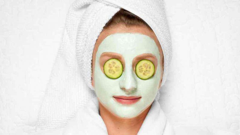 5 Masalah Wajah Ini Bisa Kamu Atasi Dengan Masker Timun