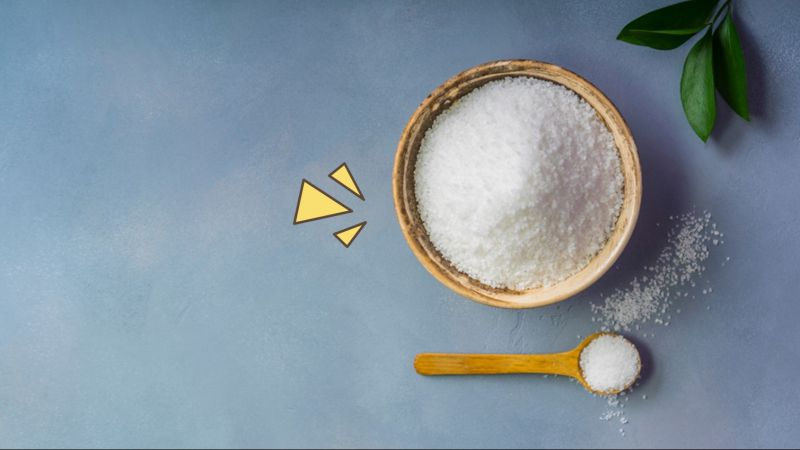 Bukan Bumbu Dapur Biasa, Ternyata Garam Punya 5 Manfaat Untuk Kecantikan