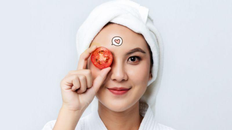 Bikin Cantik Alami, Ini 9 Manfaat Tomat Untuk Perawatan Wajah