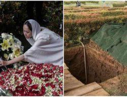 BCL Sudah Pesan Liang Lahatnya di Samping Makam Suami Tercinta, Ingin Selalu Berdampingan dengan Ashraf Sinclair