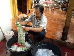 Rumah Tangga Akan Terasa Indah Jika Suami Ikut Membantu Pekerjaan Rumah Sang Istri
