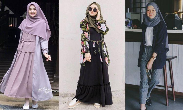 Tips Mudah Padu-padan Hijab Agar Tampil Lebih Keren ala Selebgram