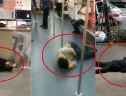 Viral Video Warga Wuhan Berjatuhan Di Jalan Kena Virus Corona Mirip Kota Zombie