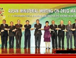 Masyarakat Asean Bebas Narkoba