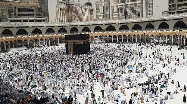KABAR GEMBIRA: Arab Saudi Tidak Membatalkan Ibadah Haji 2020 di Tengah Corona