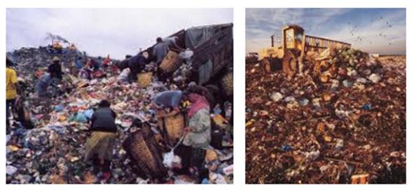 Penyebab Pengaruh Dan Penganggulangan Pencemaran Tanah
