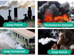 Jenis Penyebab Dan Imbas Pencemaran Udara