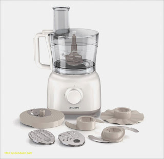 Review Food Processor Philips Hr7627