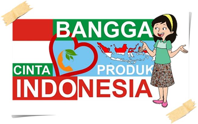 Merevisi Teks Saya Cinta Produksi Indonesia