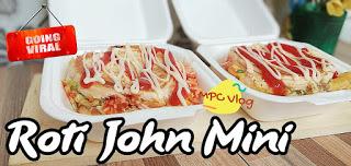Lagi Ngetrend Roti John Nih, Ini Resep Cara Menciptakan Roti John Pakai Roti Tawar Lezat Gampang