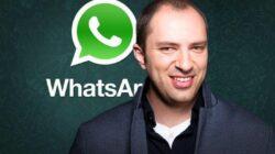 Biografi Jan Koum – Kisah Inspiratif Pendiri WhatsApp dan Mengapa Ia Mengundurkan Diri Dari CEO WhatsApp