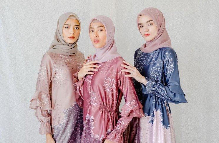 5 Brand Fashion Muslim Wanita Terbaik di Indonesia