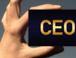 5 Cara Menjadi CEO yang Luar Biasa