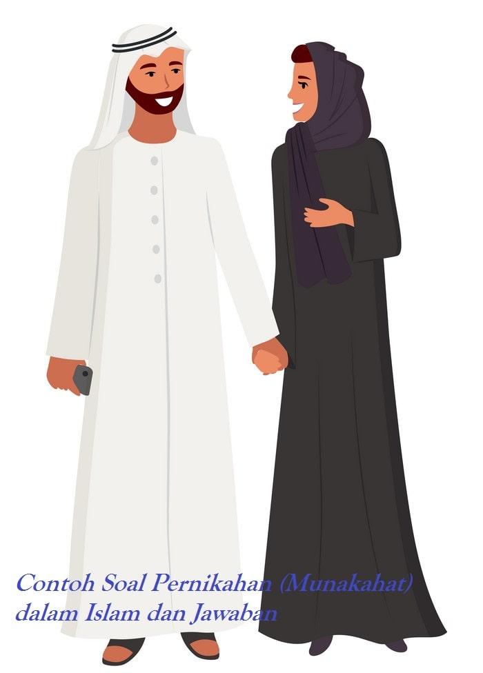 Contoh Soal Akad Nikah (Munakahat) Dalam Islam Dan Tanggapan