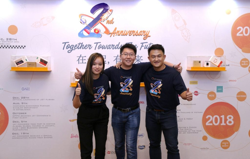 Jet Commerce Ekspansi Solusi End-to-End E-commerce ke Vietnam dan Thailand