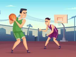 Teladan Soal Bola Basket Opsi Ganda Dan Balasan