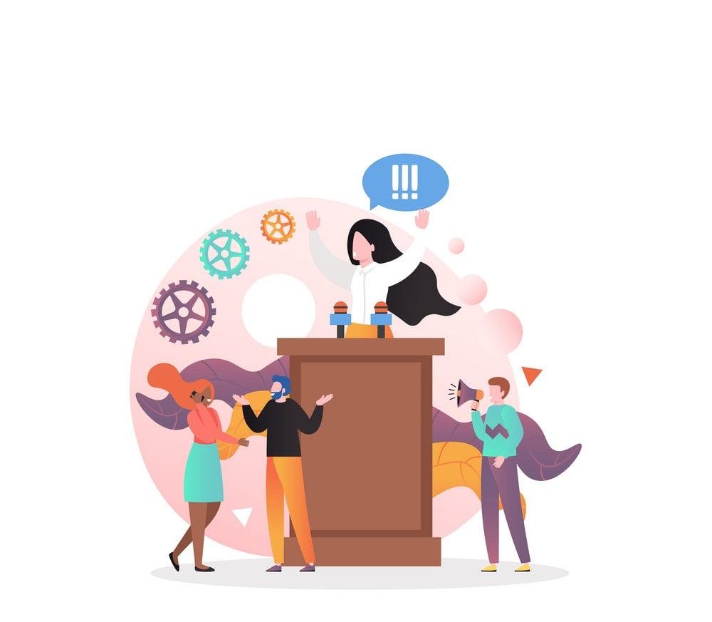 Acuan Soal Pidato Pilihan Ganda Dan Kunci Jawaban