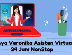 Tanya Veronika Asisten Virtual Layanan Chatbot dari Telkomsel