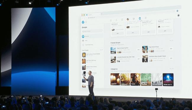 Wajah Baru Facebook Segera Hadir – Strategi Ampuh Kah?