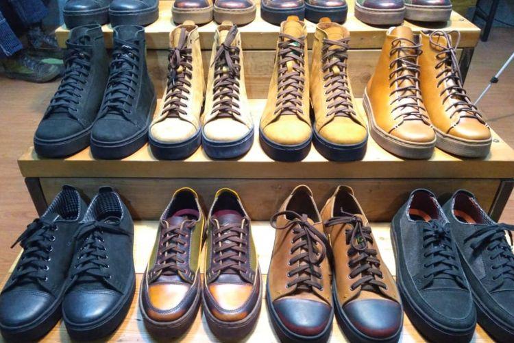 5 Brand Sepatu Buatan dalam Negeri Terbaik