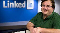 Kisah Sukses Pendiri Linked In, Reid Hoffman Yang Pantang Menyerah