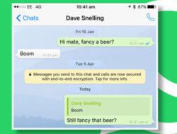 Cara Menarik Pesan di WhatsApp, Untuk Pebisnis Online yang Biasa Broadcast Pesan