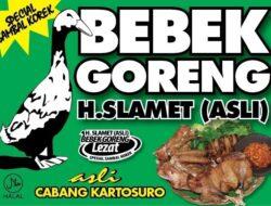 Bebek Haji Slamet: Legendaris dan  Selalu Laris